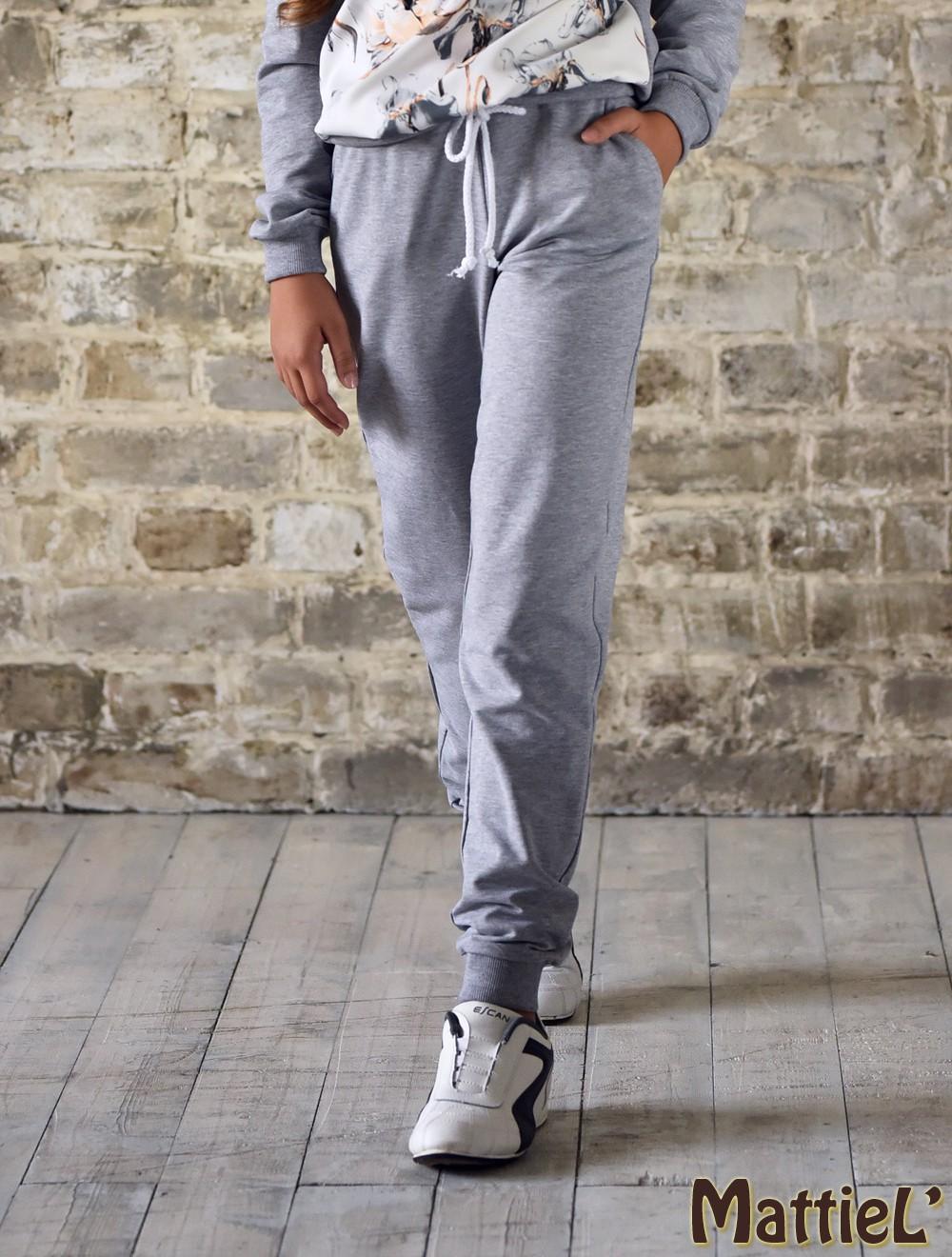Спортивные брюки D501-2
