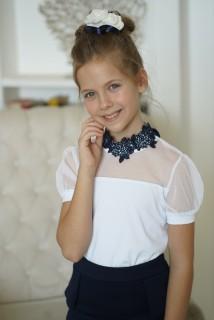 b0214daebd7 Блузки - Школьная форма - Детская одежда оптом от производителя ...